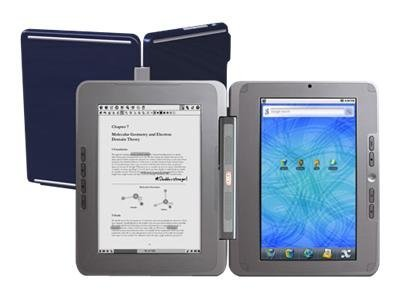"eDGe 10.1 LCD 9.7"" e-Ink eReader- Midnight Blue"
