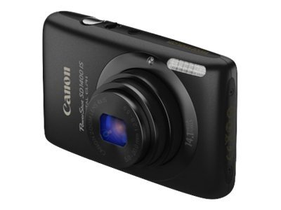 Canon Cameras POWERSHOT SD 1400 IS Black