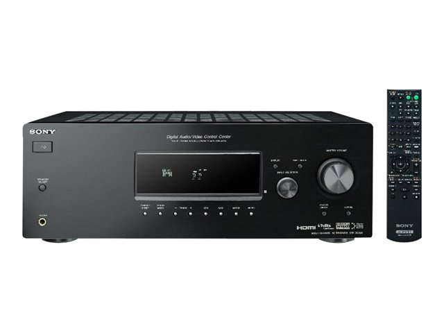 Sony 5.1 Channel Audio/Video Receiver (1080p)