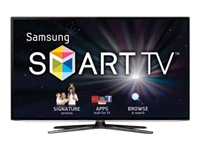 "Samsung 46"" Class 1080p 120Hz Slim LED Smart HDTV- UN46ES6100"