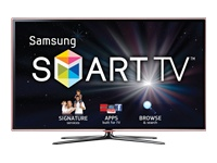 "Samsung Refurbished 50"" Class 1080p 120Hz SLIM LED 3D HDTV UN50ES6580 w/ 4 pairs of 3D glasses and a Skype camera"