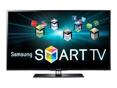 """Samsung 55"""" Class 1080p 120Hz 3D LED HDTV UN55D6400"""
