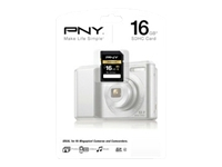 PNY 16GB CLASS-4 SDHC CARD