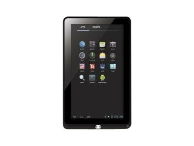 """Coby 10.1"""" (16:9) MID with Android OS 4.0, 8GB Memory, Wi-Fi & Capacitive Touch Panel with Front and Rear Facing Camera"""