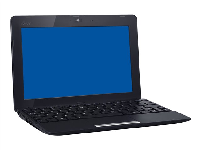"Eee PC 1015PN-PU17 10.1""  Netbook PC-Black"