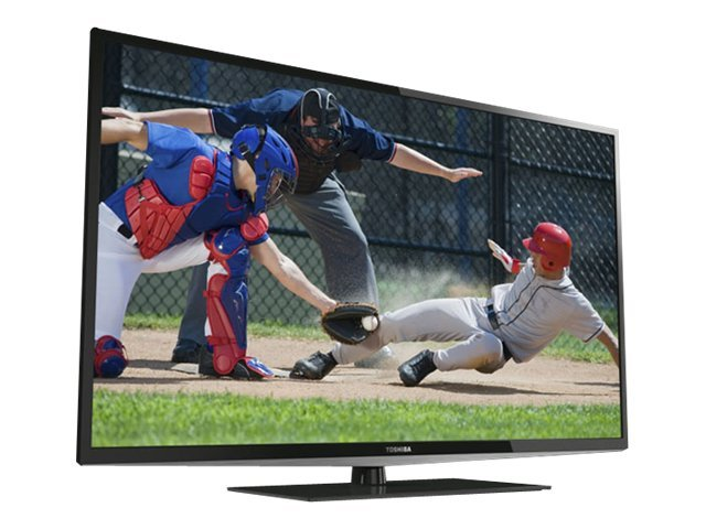 "Toshiba 50"" Ultrathin LED HDTV 50L5200U"
