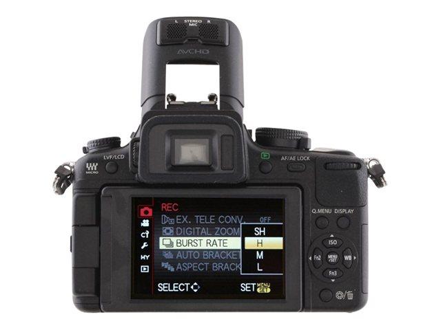 16MP Digital Camera Black