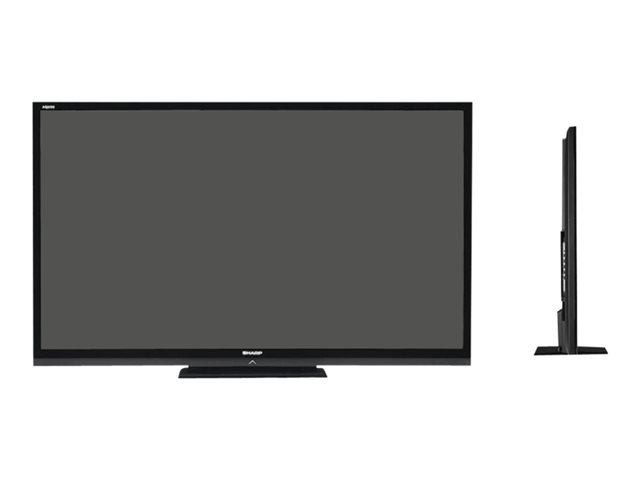 "Sharp (Refurbished) 60"" AQUOS® Slim LED HDTV LC-60LE600U"