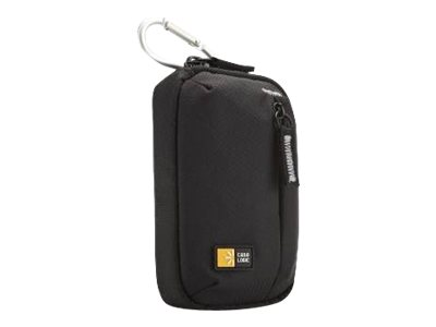 Case Logic Point and Shoot Camera Case - TBC-402-BLACK