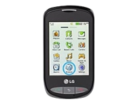 TracFone Prepaid Touch Screen Cell Phone - LG800G GSM