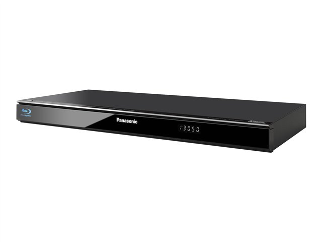 Panasonic Smart Network 3D Blu-ray Disc™ Player with Wi-Fi Built In for Video Streaming - DMP-BDT220