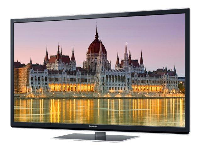 """Panasonic 55"""" Class Viera 1080p 600Hz 3D Plasma Smart HDTV-TC-P55ST50"""