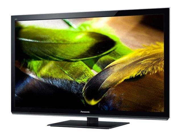 """Panasonic 60"""" Class Viera 1080p 600Hz 3D Plasma Smart  HDTV-TC-P60UT50"""