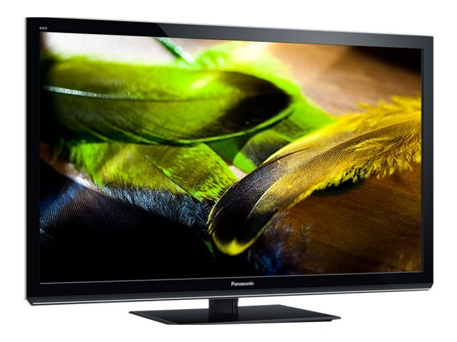 "Panasonic Smart Viera® 50"" UT50 Series Full HD 3D Plasma HDTV"
