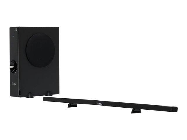 Sharp 2.1 Channel Super Slim Sound Bar