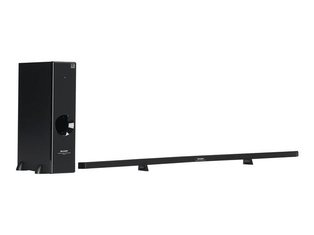 Sharp 2.1 Channel Super Slim Sound Bar
