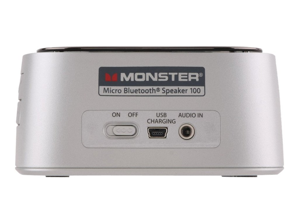 Monster Cable ClarityHD Precision Micro Bluetooth Speaker 100