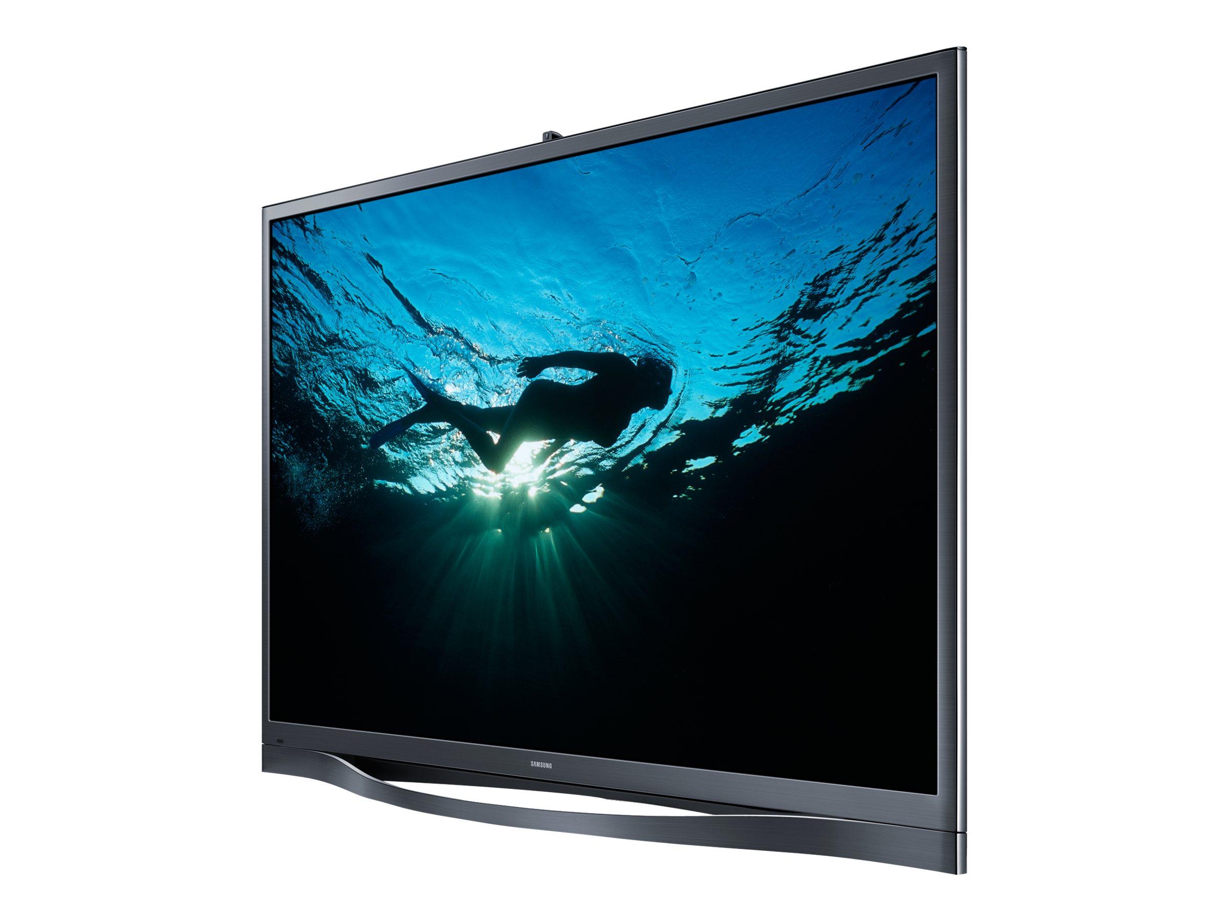 "Samsung 64"" Class 3D Smart Plasma HDTV with Glasses - PN64F8500"