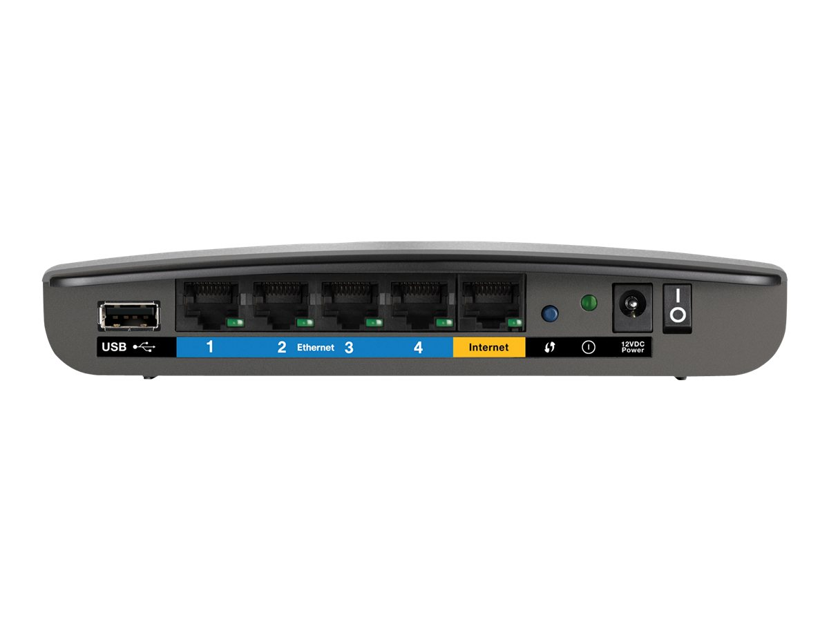 Linksys E2500 Dual-Band Wireless Router